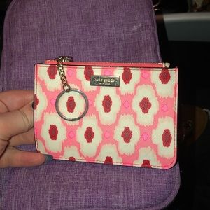 Kate Spade wallet keychain